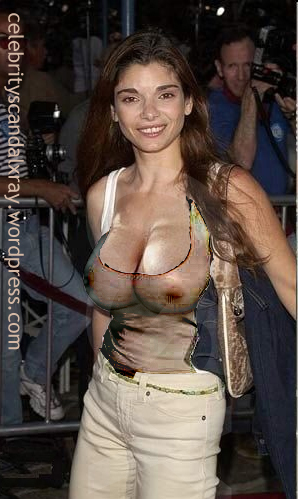 Laura San Giacomo Nude and See Through Clothes